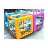 Máquina de juego de fichas de la garra de la grúa del juguete (ZJ-CR-15)