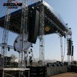 Hochwertige Aluminiumstadiums-Rahmen-Binder-Zelle, Ereignis-Beleuchtung-Zapfen DJ bündeln, verwendetes Aluminiumbinder-Dach-System