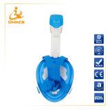 Fabrik-kühle Entwurfs-volles Gesichts-Silikonsnorkel-Tauchens-Unterwasseratemgerät-Schablone