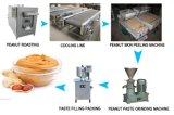 판매를 위한 100-200kg/H 땅콩 버터 풀 생산 라인 기계