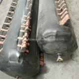 Ballons gonflables/mandrin en caoutchouc extensible pour la fabrication de coffrage