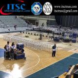 Fournisseur de matériel d'armature d'éclairage d'étape de concert de gymnase