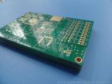 Electrónica del PWB 4 capas de la tarjeta de circuitos con oro de la inmersión