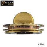 Blocage léger de spire de sac en métal de couleur d'or d'Asseccory de mode (8586)