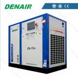 Направьте управляемый роторный компрессор воздуха винта 20HP (охлаженный воздух)