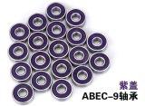 Venta al por mayor profunda ABEC-7/ABEC-9 del rodamiento de bolitas del surco del rodamiento de rueda de Skateshoes del patín