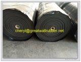 Установите противоскользящие резиновые коврик/фильтровальную ткань вальцы для транспортировки тяжелых грузов в области разминирования