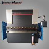 Elektrohydraulische synchrone hydraulische verbiegende Maschine CNC-MB8 mit Mittellinie 4