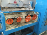 Venta caliente 22dw fino alambre de aluminio de tipo horizontal la línea de máquinas de dibujo