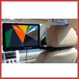 10.1 pouces voiture Android tablette avec appui-tête de capteur de mouvement WiFi 3G