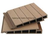 WPCのDeckingが木製のプラスチック合成のクラッディングのための広大な建築材料の一部分どのようにであるか