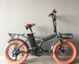 500W bici pieghevole elettrica portatile astuta della bicicletta 2017/Electric/bici elettrica piegante