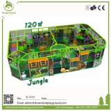 Equipamento interno atrativo Updated do campo de jogos da boa qualidade para crianças