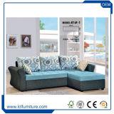 Base di sofà di cuoio moderna Faux/di Sofabed/base sofà del tessuto