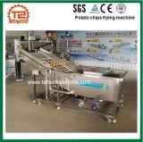 Macchina delle patatine fritte e linea di produzione automatiche