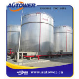 Terminal de Almacenamiento petroquímica el Sistema Scada Supervisión