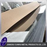 Placa de acero de molde