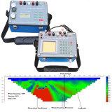 Het geofysische Instrument van het Onderzoek voor de Opsporing van het Grondwater en het Ondergrondse Onderzoek van het Water