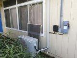 La alta eficiencia Acdc Hybrid 100% de la energía solar Aire Acondicionado RC-09ADC/Fa