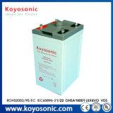 batteria di cinque anni della garanzia per la batteria del comitato solare delle cellule fotovoltaiche 12V 33ah