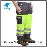 Men's Hi-Vis Pantalon de sécurité avec bandes réfléchissantes