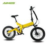 Bike содружественной дешевой складчатости AMS-Tdn-03 Eco электрический для сбывания