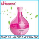 Da névoa fresca inteira do líquido de limpeza de ar do quarto da forma do vaso humidificador geral