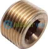 Ajustage de précision pneumatique en laiton avec Ce/RoHS (HPLMF-04)