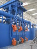 シリンダー表面のクリーニングのショットブラスト機械