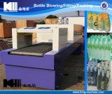 Машина завертчицы Shrink изготовления Китая автоматическая для бутылки любимчика