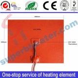 Elektrische Heizelement-Silikon-Gummi-Heizung mit Temperaturregler