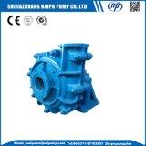 Gummi-und Metallzwischenlage-horizontale Schlamm-Pumpe für Rückstand-Bergbau