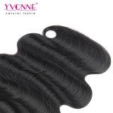 Tessuto brasiliano dei capelli umani del Virgin dell'onda del corpo di Aaaaa