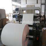 Estilo simple y barata fábrica de papel impreso el logotipo de la materia prima de la copa