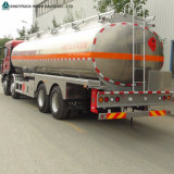HOWO 8*4 Transporte 30m3 Petrolero Trailer