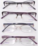 Tempel Van uitstekende kwaliteit van de Acetaat van de Frames van de dame de Optische met de Lente (mod. FL006)