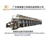 Machine van de Druk van de Rotogravure van Shaftless van de hoge snelheid de Auto (dlfx-101300D)