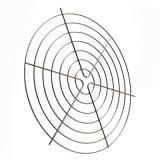 Провод стальной кожух вентилятора ISO9001 круглой решетки ограждения вентилятора