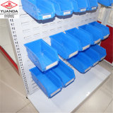 De hangende Plastic Plank van de Vertoning van de Toebehoren van het Comité van het Hulpmiddel van Bakken Achter