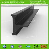 Forma de T tira de barreira reforçada fibra de vidro do calor da poliamida de 18 milímetros para Windows de alumínio