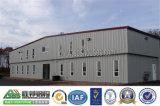 La luz - pulsar el almacén del edificio del metal de la estructura de acero