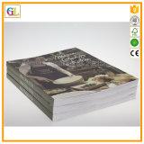 서비스 (OEM-GL029)를 인쇄하는 직업적인 다채로운 요리책