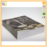 Professioneller bunter Kochbuch-Druckservice (OEM-GL029)
