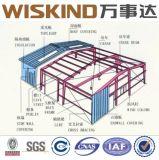 Haus-helles Stahlkonstruktion-einfaches Installations-Stahl-Haus vorfabrizieren