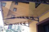 Heißer Metallrahmen-Wasserbeständigkeit-im Freienauto-Sonnenschutz des Verkaufs-DIY