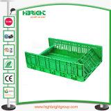 Stapelbare zusammenklappbare Plastiksortierfächer für Gemüse