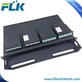 96 Cores MPO-LC Cassettes Fiber Optic Distribution Frame for FTTH