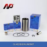 Мини экскаватор деталей двигателя комплект гильзы C6.4 (E320D/323D)