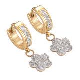 Les filles de cadeaux de mariage de Trèfle Chanceux femmes Bijoux Fashion Earring