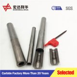 Staaf van de Snijder van het Malen van de Houder van het Carbide van het wolfram Anti-Seismic met Houder Exchangeble